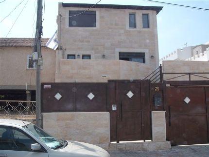 נכס השבוע: בית בן 6 חדרים באוסישקין