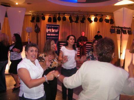 מסיבת סיום שנה של סייעות גני נהריה התקיימה באולמי רנסנס
