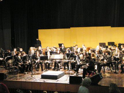 תזמורת הנוער העירונית בנהריה קיימה קונצרט חגיגי לציון 36 שנות פעילות