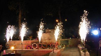 טקס הזיכרון לזכר חיילי הוטרנים התקיים בנהריה
