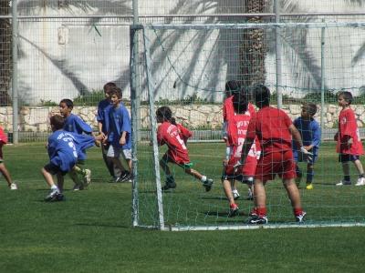 הפנינג ספורט לילדי נהריה