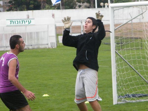 טורניר כדורגל לתלמידי בתי הספר התקיים באצטדיון העירוני